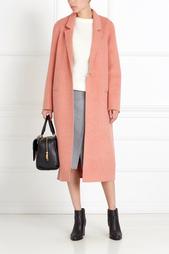 Шерстяное пальто Foin Double Acne Studios