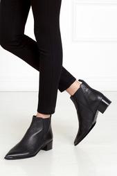 Кожаные ботинки Jensen Grain Acne Studios