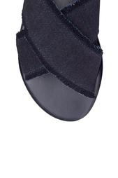 Кожаные сандалии Thais Denim Ancient Greek Sandals