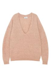 Шерстяной пуловер Dakara Mohair Acne Studios