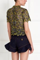 Кружевная блузка Self Portrait