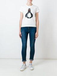 футболка Moncler x FriendsWithYou 'Malfi'  Moncler