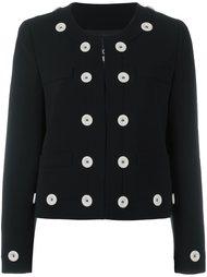 декорированная  куртка  Boutique Moschino