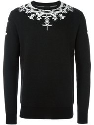 свитер 'Huemules'  Marcelo Burlon County Of Milan