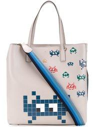 сумка на плечо 'Space Invaders'  Anya Hindmarch