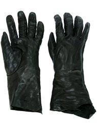 кожаные перчатки Isaac Sellam Experience