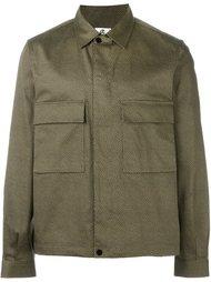 куртка-рубашка с мелким узором PS Paul Smith