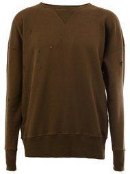 distressed sweatshirt  Faith Connexion