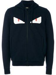 Bag Bugs zip hoodie Fendi