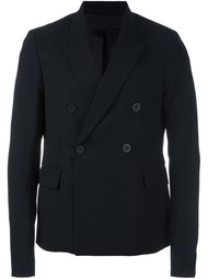 double breasted blazer Rick Owens
