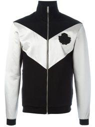 skull badge sweatshirt Alexander McQueen