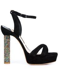embellished heel sandals Sophia Webster