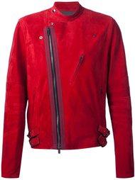 biker jacket Sacai