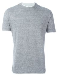 basic T-shirt Brunello Cucinelli