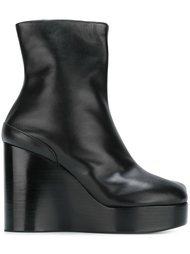 'Tabi' wedge boots Maison Margiela