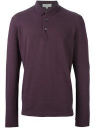 long sleeve polo shirt Canali