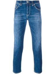 джинсы кроя слим Dondup