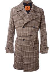 двубортное пальто Barena