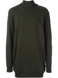 stand up collar sweatshirt Damir Doma