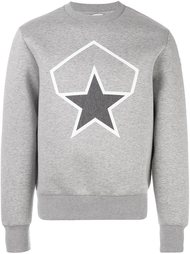 star print sweatshirt Moncler