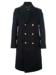double breasted coat Burberry London