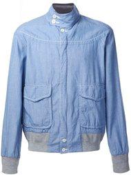 chambray jacket Sacai