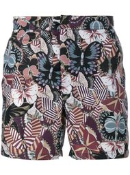 плавательные шорты 'Camubutterfly'  Valentino