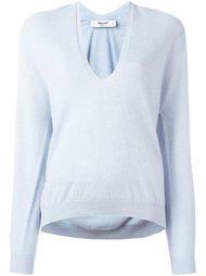 свитер с V-образным вырезом Blugirl