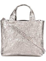квадратная сумка-тоут среднего размера Zilla