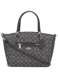 сумка-тоут с передним карманом на молнии Coach