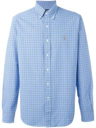 checked shirt Ralph Lauren