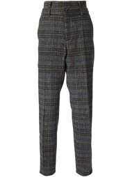 plaid trousers Y / Project
