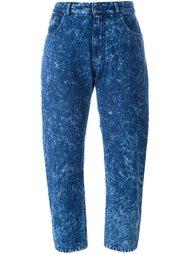 cropped jeans Mm6 Maison Margiela