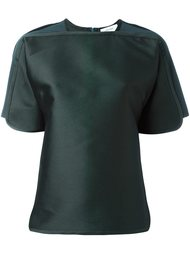 round short sleeves blouse Carven
