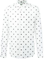 рубашка с принтом сердец PS Paul Smith