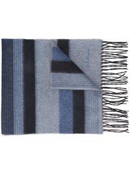 шарф в полоску  Salvatore Ferragamo