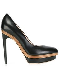 platform pumps Fendi