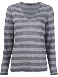 striped sweater Eileen Fisher