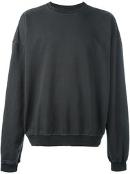 loose fit sweatshirt Haider Ackermann