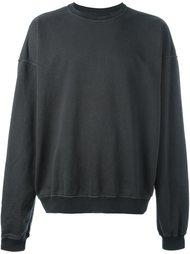 loose fit sweatshirt Haider Ackermann