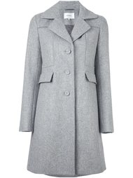 single breasted coat Carven