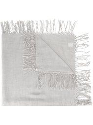 frayed scarf Brunello Cucinelli