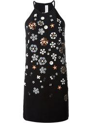 платье с вышивкой Victoria Victoria Beckham
