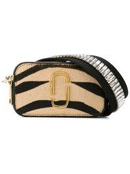 сумка на плечо 'Snapshot Zebra' Marc Jacobs