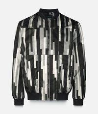 куртка-бомбер с принтом Bolster Christopher Kane