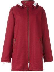 пальто с капюшоном  Gigli Vintage
