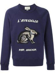 толстовка с изображением зайца Outsource Images