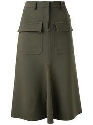 юбка с накладными карманами Fad Three
