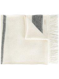 шарф в полоску Woolrich