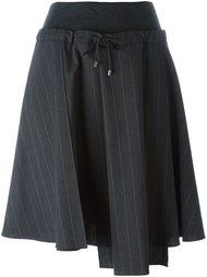 асимметричная юбка  Brunello Cucinelli